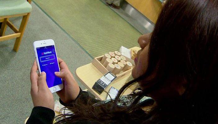 Natwest accessible banking app