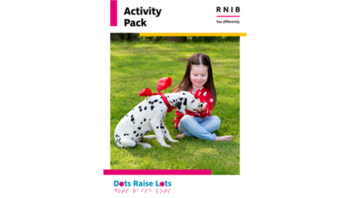 Dots Activity Pack front cover