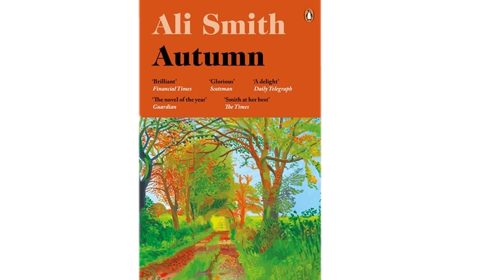Cover of Ali Smith-Autumn