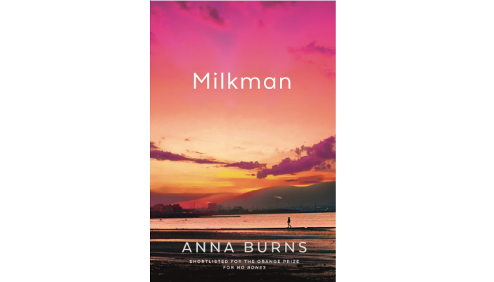 Cover of Milkman by Anna Burns