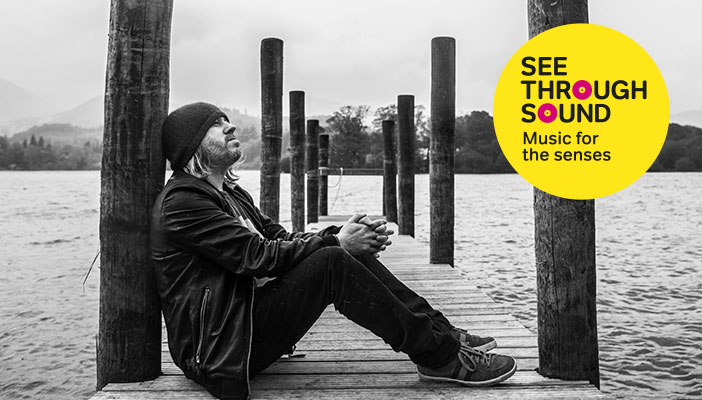 Badly Drawn Boy will be performing at the RNIB see through sound event