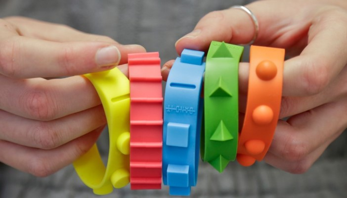 Band-It tactile bands