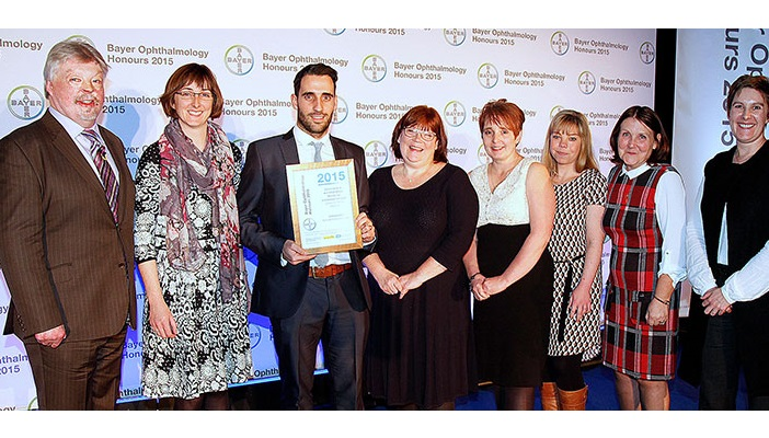 Bayer's Ophthalmology Honours awards