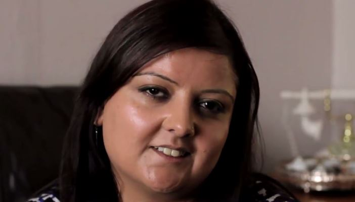 Photo of Bhavini from one of the Understanding Sight Loss films