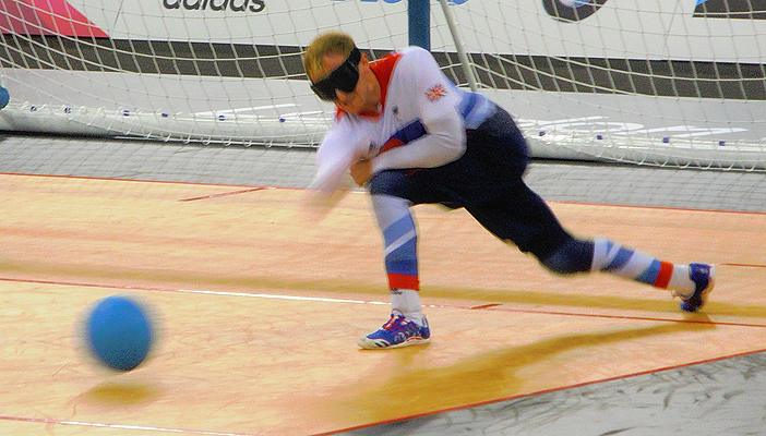 Sports And Fitness Opportunities For Blind And Partially
