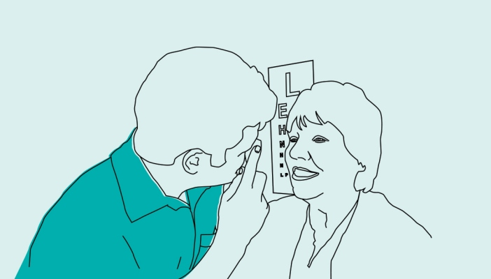Top Tips: Ten tips to help identify sight loss