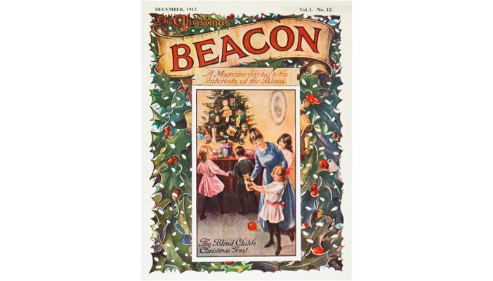 Christmas 1917 front cover