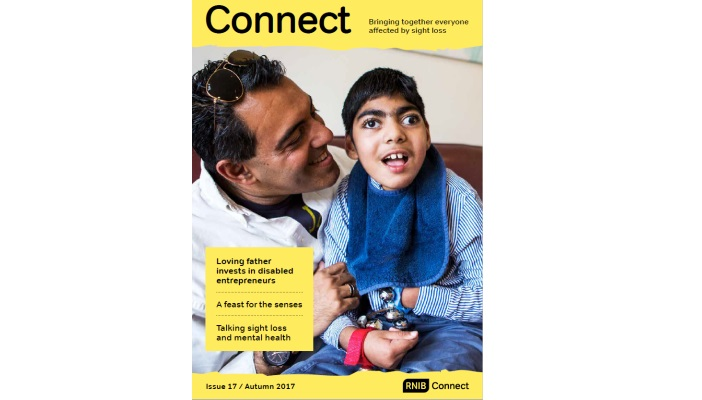 Cover of Connect Issue 17- Autumn 2017