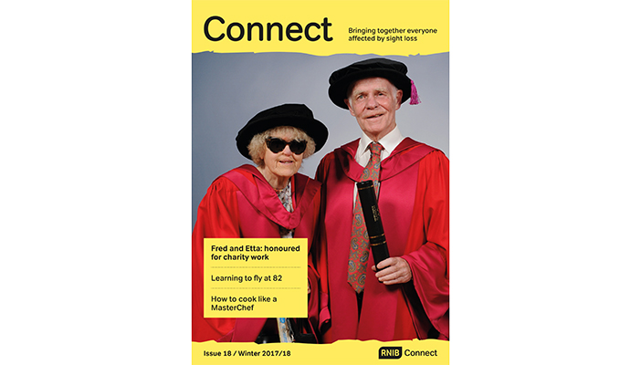 Connect issue 18 cover - January 2018