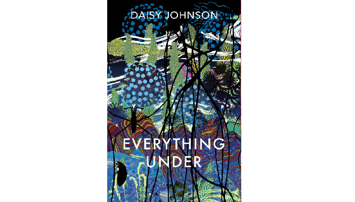 Cover of Everything Under by Daisy Johnson