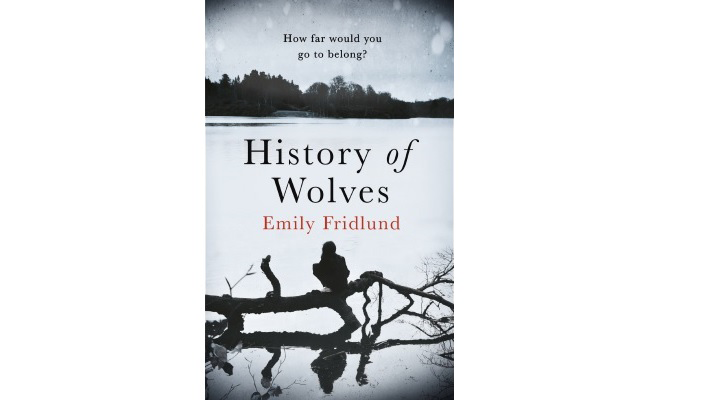 Image shows cover of History of Wolves by Emily Fridlund