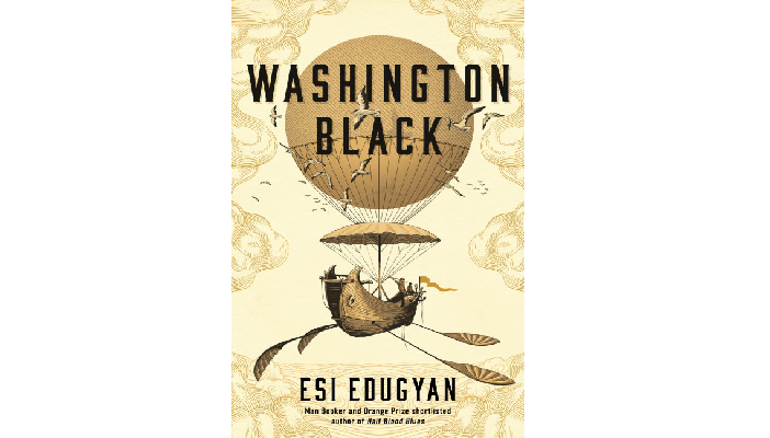 Cover of Washington Black by Esi Edugyan