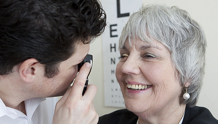 what to expect at an eye test