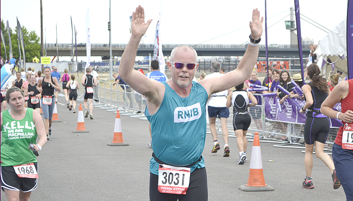Join Team RNIB and our online community!