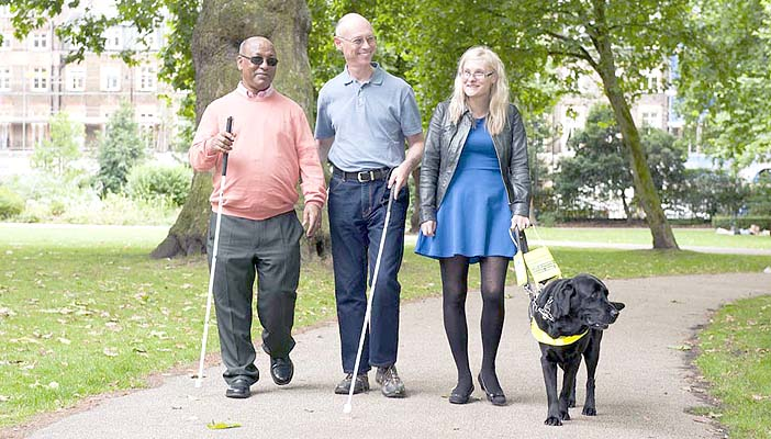 Payroll giving is one of the easiest ways to give to RNIB and support blind and partially sighted people.
