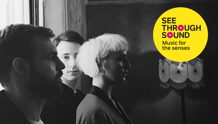 Vaults will be performing at RNIB see through sound event