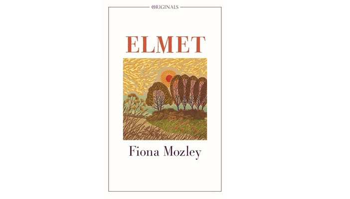 Cover of Elmet by Fiona Mozley