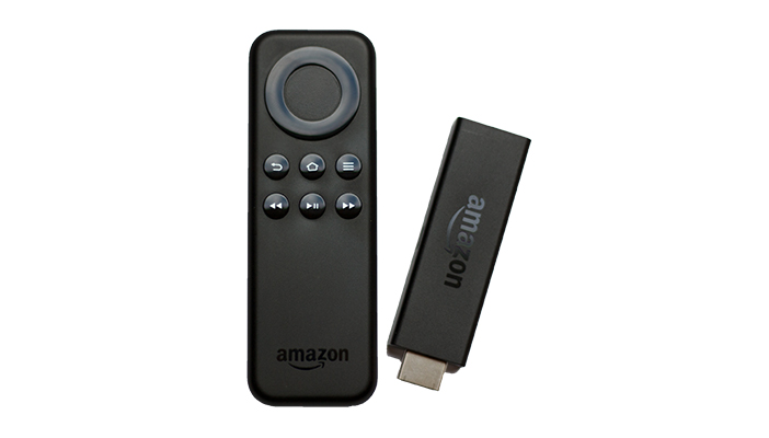 Fire-TV Stick and Remote