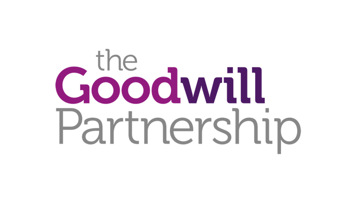 Image shows the Goodwill Partnership logo