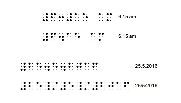 braille for technical materials  understanding the changes