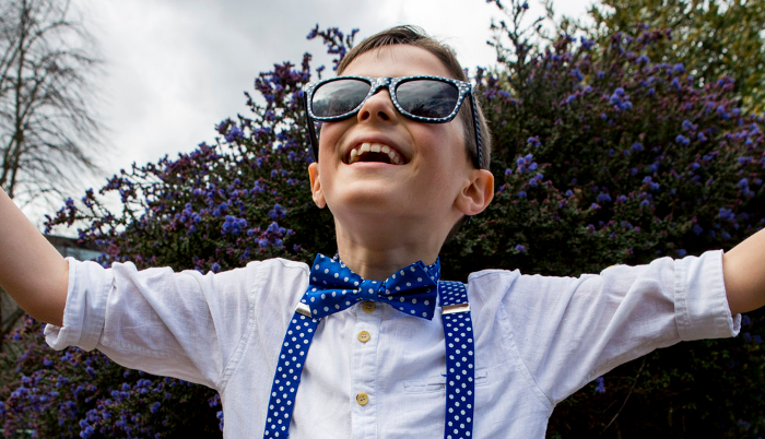 wear dots and support people with sight loss this October