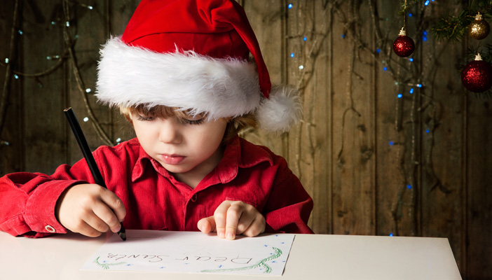 Letter From Santa Rnib See Differently