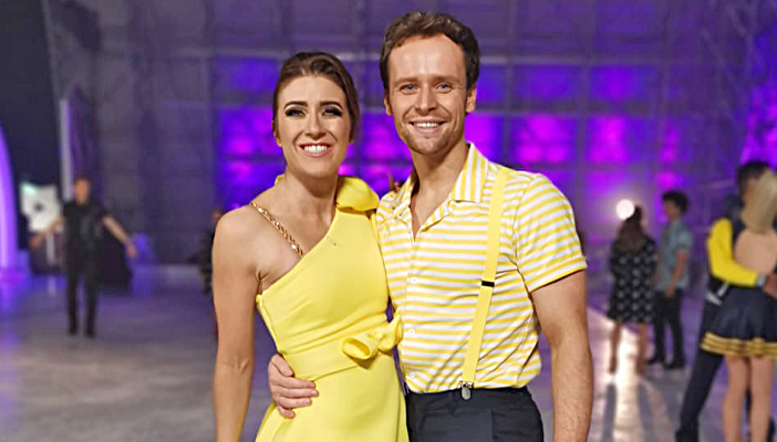 Libby Clegg_Dancing on ice