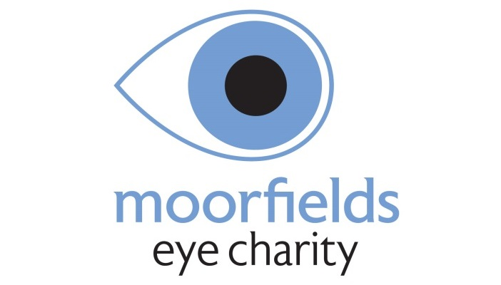 Moorfields Eye Charity logo