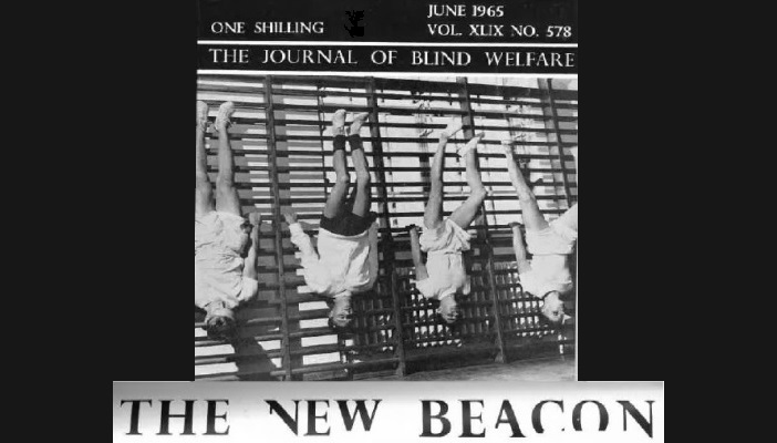 Cover of New Beacon, June 1965