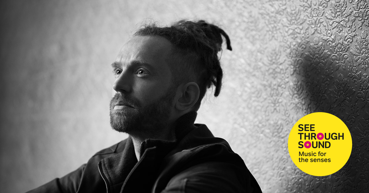 Newton Faulkner is performing at RNIB see through sound