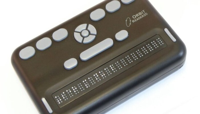 Orbit Reader Braille
