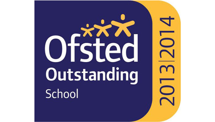 Sunshine House School Outstanding Ofsted logo