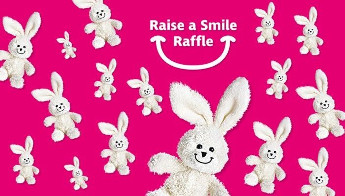 Play our Charity Raffle to win
