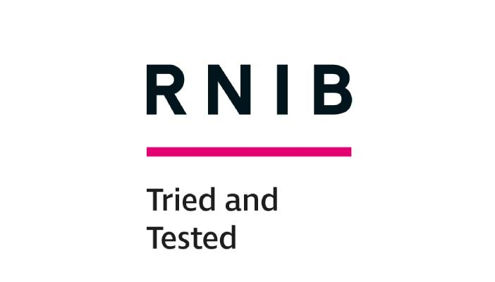 RNIB Tried and Tested