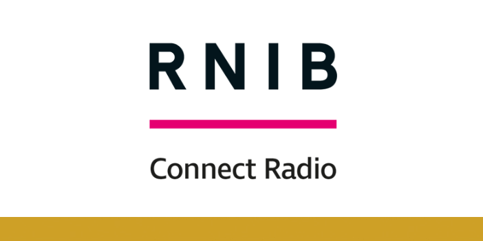 Logo which reads Connect Radio