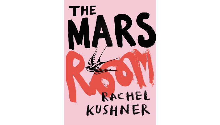 Cover of The Mars Room by Rachel Kushner