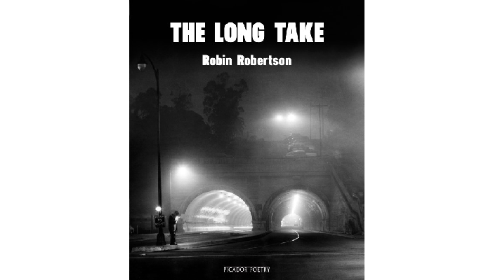 Cover of The Long Take by Robin Robertson