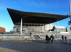 The National Assembly for Wales Senedd Building
