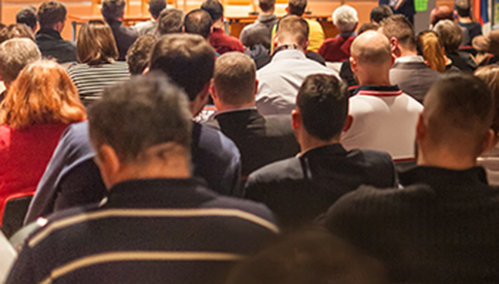 Image of an meeting
