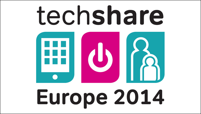 Join RNIB for Techshare 2014.