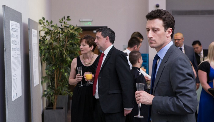 Image of last year's judges