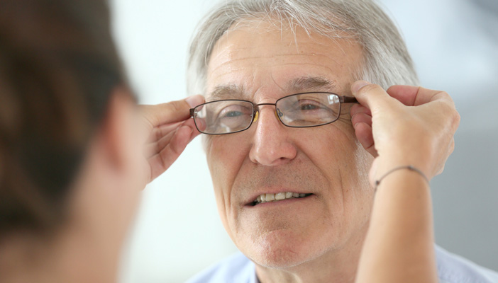 Dementia and sight loss