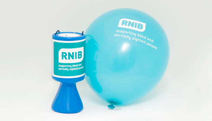 Get fundraising, order branded materials to help promote your event for RNIB.