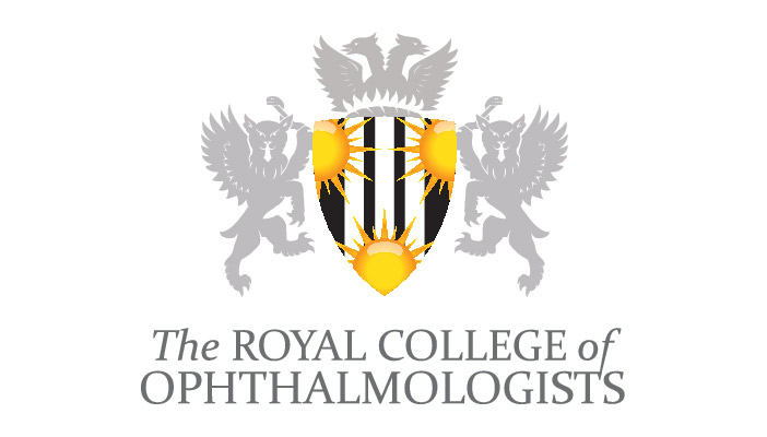 Royal College of Ophthalmologist's logo