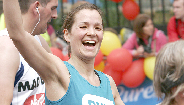 Run for Team RNIB and raise funds for blind and partially sighted people across the UK.
