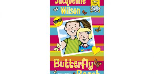 Jacqueline Wilson's books are available from RNIB's Talking Books library