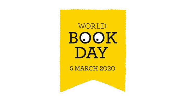 World Book Day 5 March 2020 logo